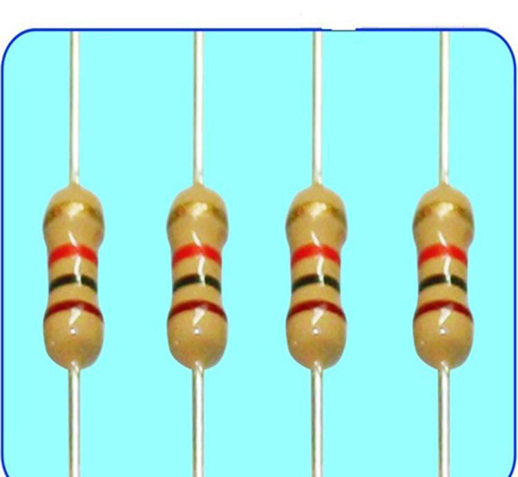 色环电阻的分类方法 色环识别方法