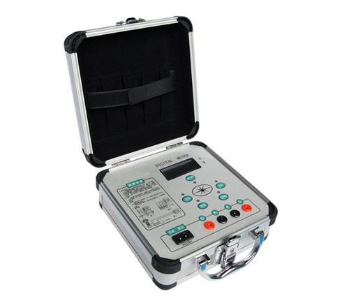 接地电阻表使用方法 使用前先将仪表放平